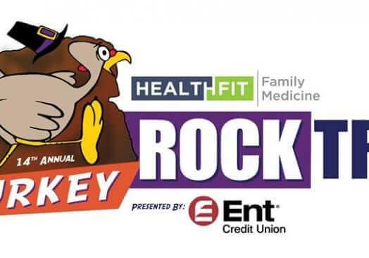 14th Annual Turkey Rock Trot