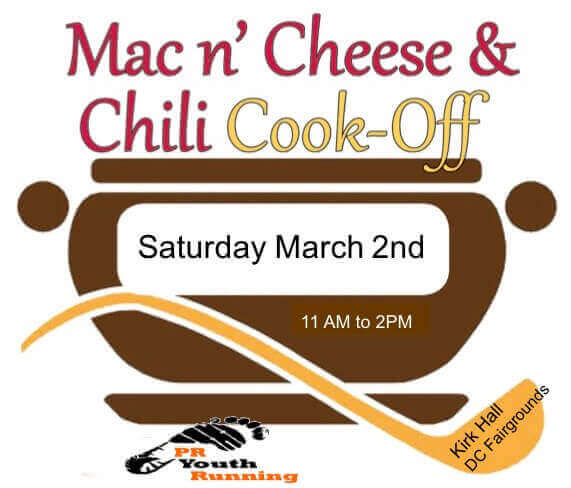 Mac 'n' Cheese & Chili Cook-Off
