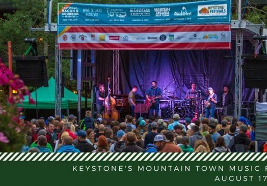 Keystone Mountain Town Music Festival