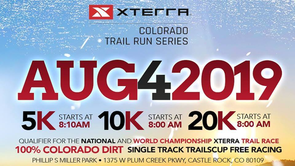 Xterra Trail Run Castle Rock