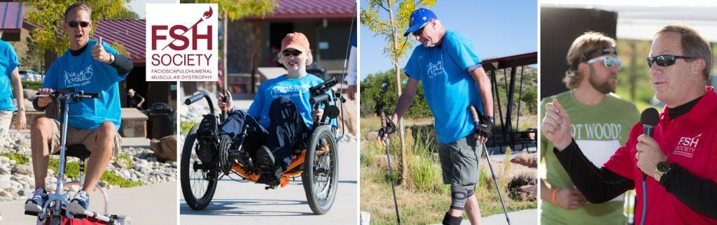 The 4th Annual Colorado Walk & Roll to Cure FSHD