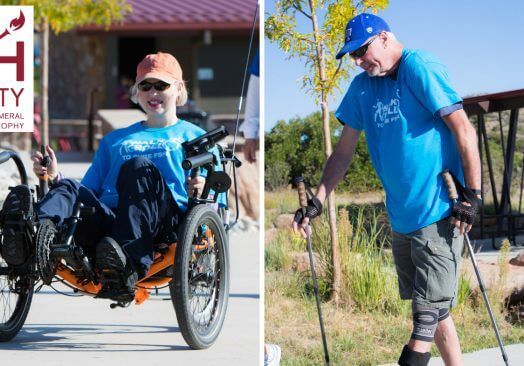 The 4th Annual Colorado Walk & Roll to Cure FSHD