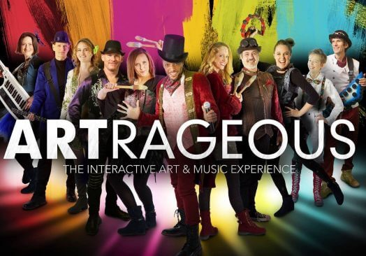 First Fridays – Artrageous