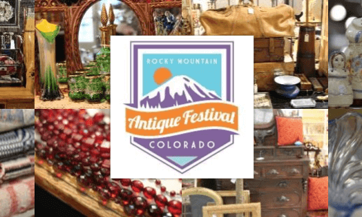 Castle Rock Rocky Mountain Antique Festival April 2019