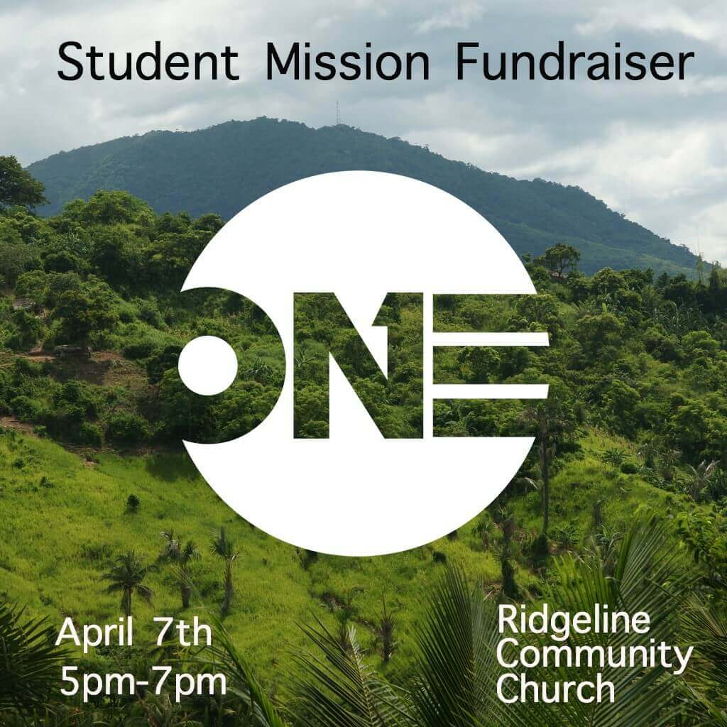 Student Mission Fundraiser