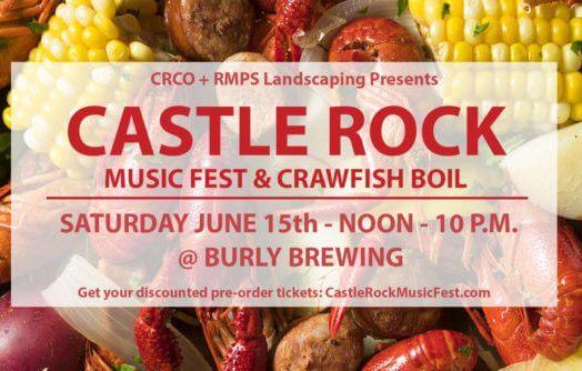 Castle Rock Music Fest & Crawfish Boil