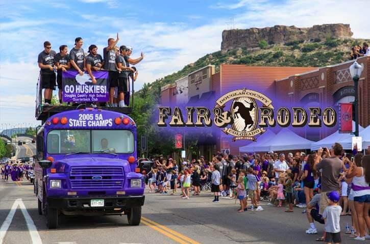 Douglas County Fair Parade