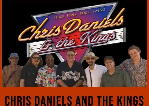 Chris Daniels and the Kings LIVE CONCERT in Castle Rock!