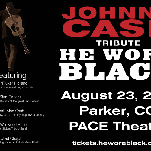 He Wore Black, a Johnny Cash Tribute