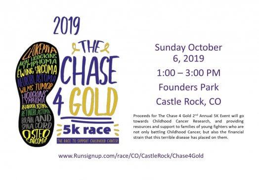 Chase 4 Gold 5K Race