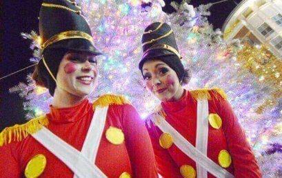 11th Annual Holiday Tree Lighting & Santa's Arrival