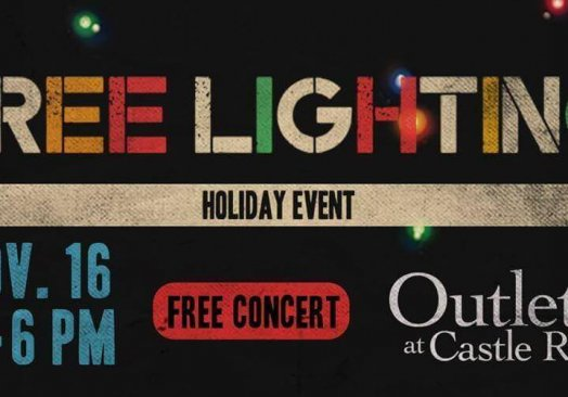 14th Annual Tree Lighting Concert with AJ Mitchell