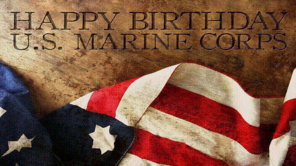 USMC Birthday 2019