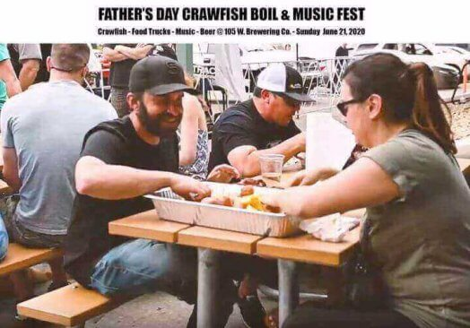 Father's Day Crawfish Boil & Music Fest