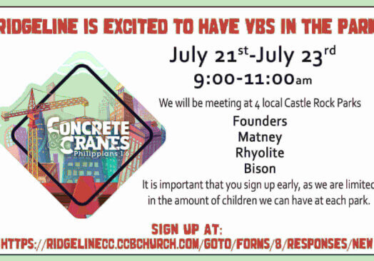 VBS 2020 – FREE KIDS VBS CAMP
