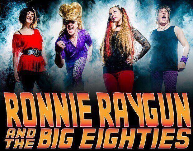 MUSIC IN THE MEADOWS- RONNIE RAYGUN AND THE BIG EIGHTIES